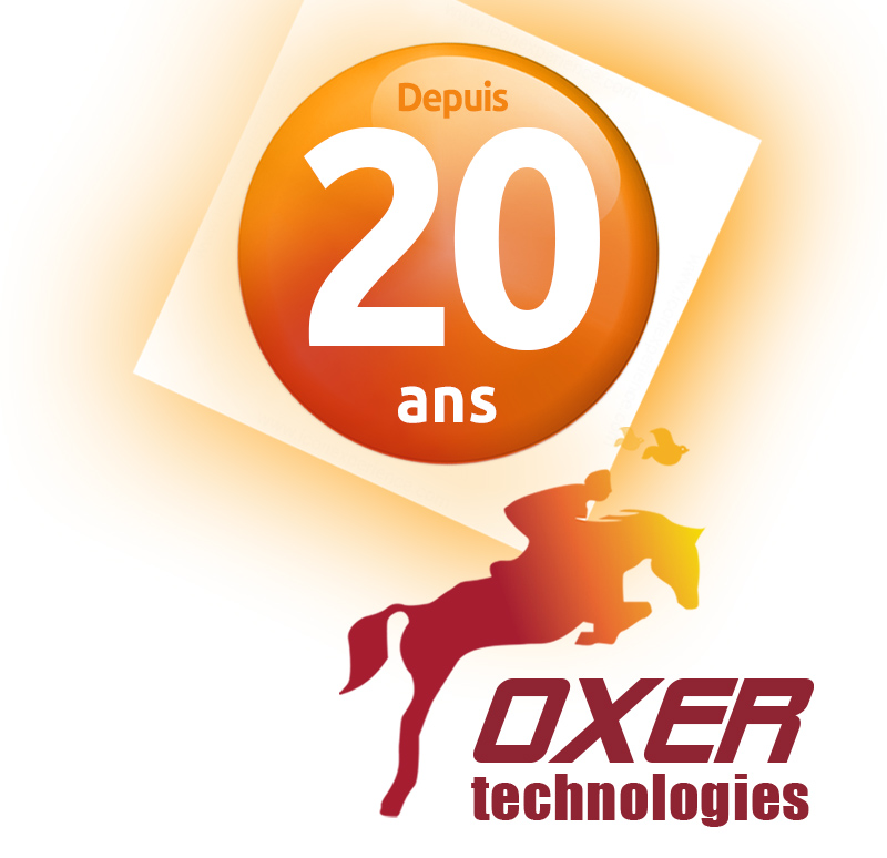 OXER TECHNOLOGIES – Services d'ingénierie et d'informatique, Communication digitale Logo