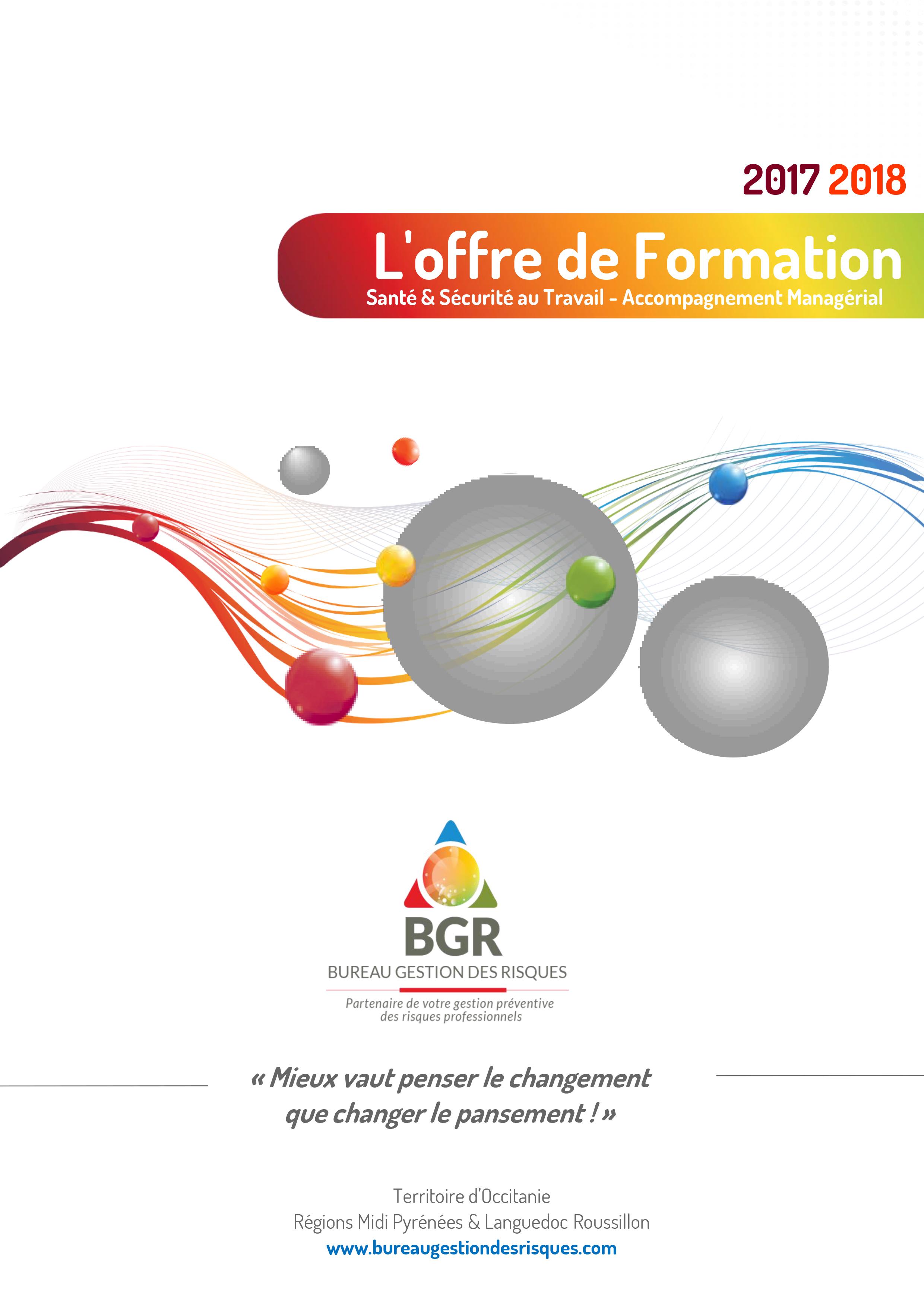 Ralisation Logo Plaquette Catalogue Formation Carte De Visites Site Responsive Maintenance Bureaugestiondesrisques
