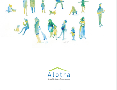 Folder & Illustrations Alotra