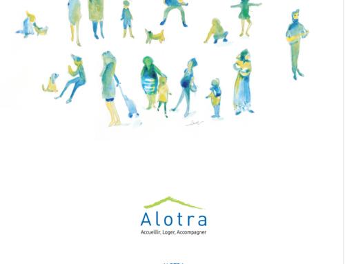 Folder & Illustrations Alotra