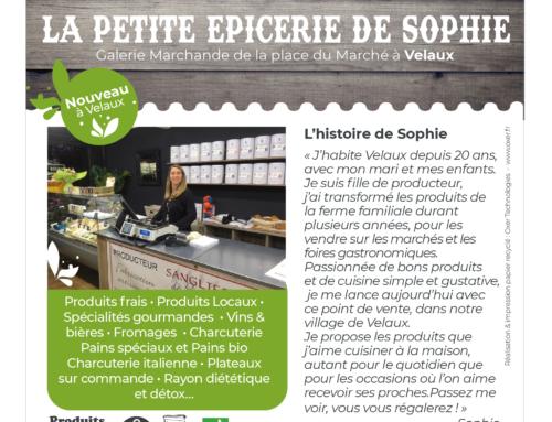 La Petite Epicerie de Sophie